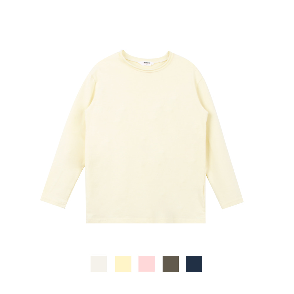 20 S/S Basic Cutting T-shirt (3차 입고, 당일발송)