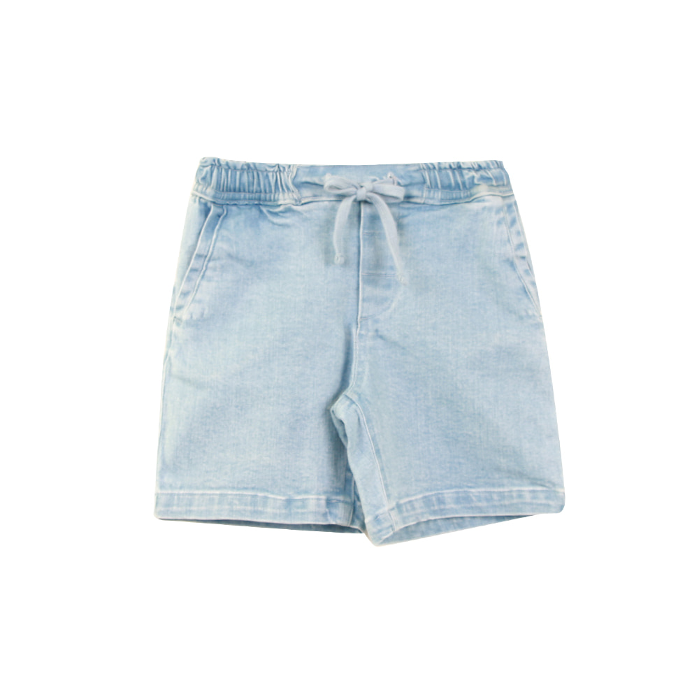string short pants - denim (3차 입고, 당일발송)