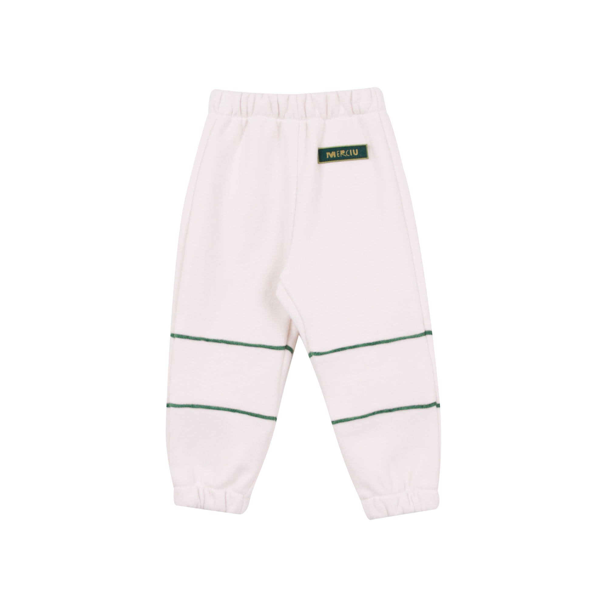Piping jogger pants - ivory (2차입고, 당일발송)