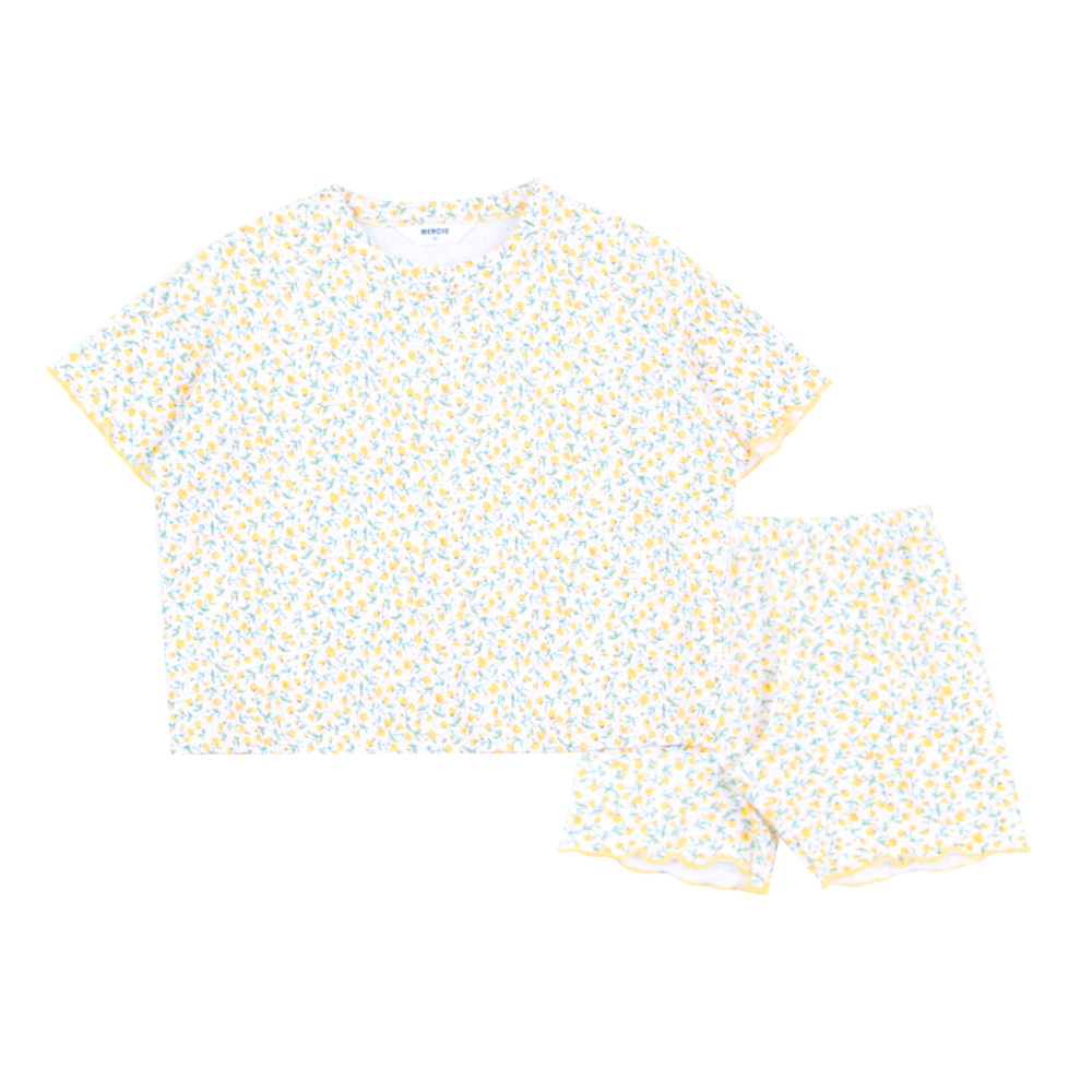 Summer flower inner set - yellow