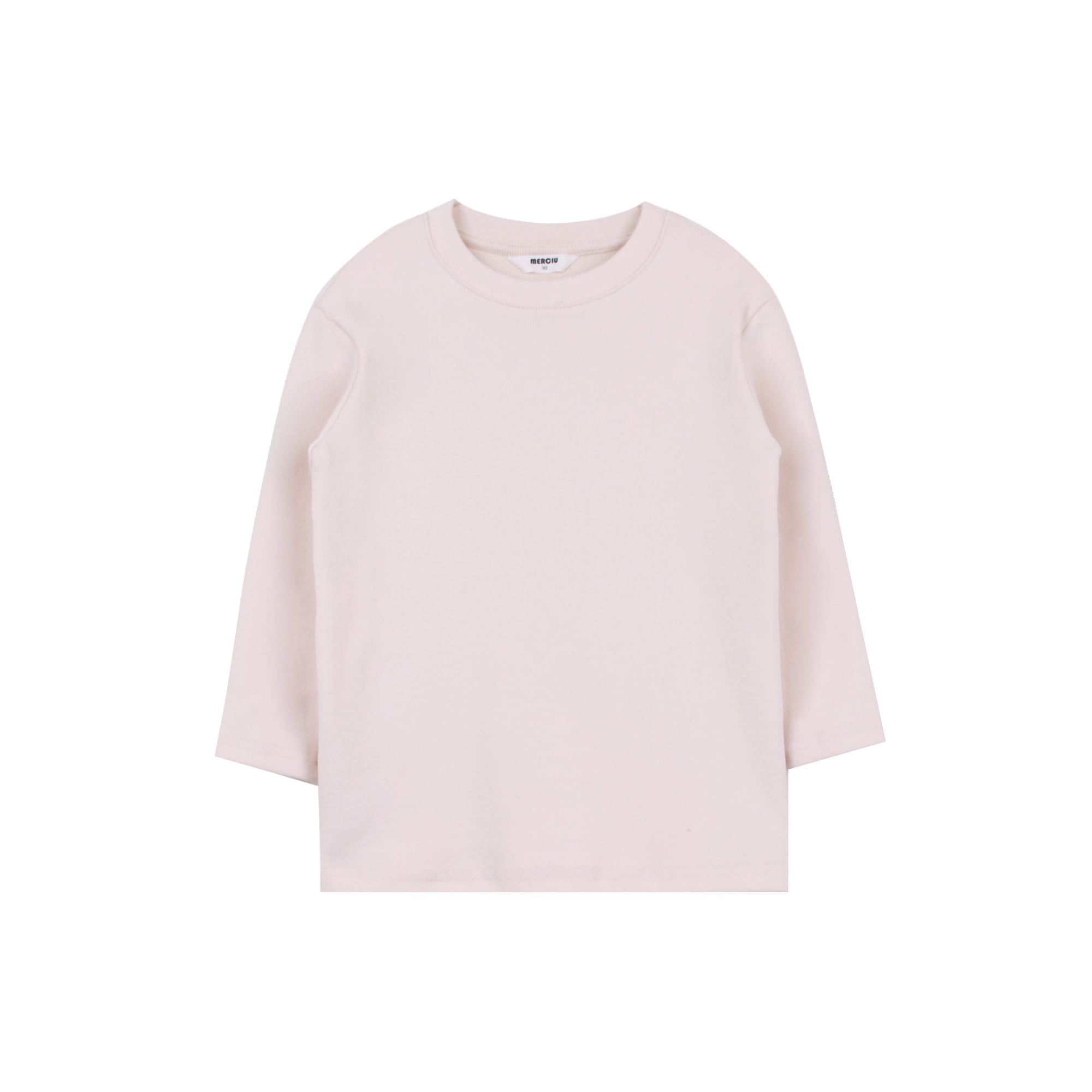 Napping long t - shirt - Ivory (3차 입고, 당일발송)